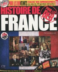 L'histoire de France pour les deb