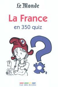 La France en 360 quiz