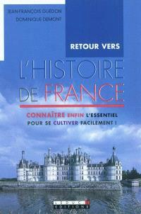 Retour vers l'histoire de France