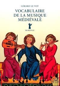 Vocabulaire de la musique médiévale