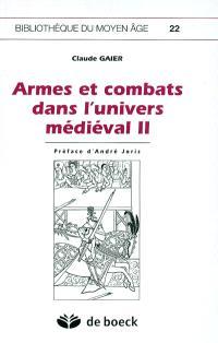 Armes et combats dans l'univers médiéval 2