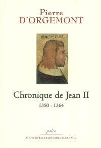 Chronique de Jean II, 1350-1364