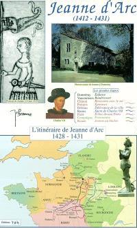 Jeanne d'Arc (1412-1431)