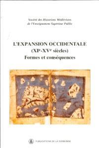 L'expansion occidentale (XIe-XVe siècles), formes et conséquences