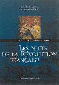 Les nuits de la Révolution française