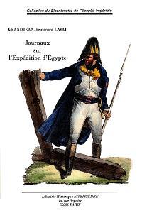 Journaux sur l'expédition d'Egypte