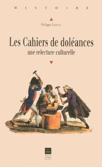 Les cahiers de doléances, une relecture culturelle
