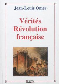 Vérités Révolution française