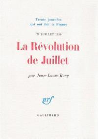 La révolution de juillet, 29 juillet 1830