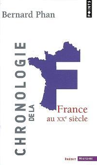 Chronologie de la France au XXe siècle