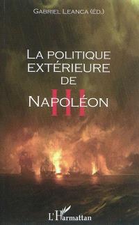 La politique extérieure de Napoléon III