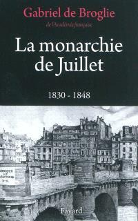La monarchie de Juillet : 1830-1848