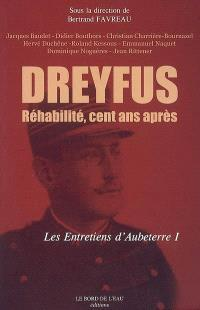 Dreyfus réhabilité cent ans après : antisémitisme, il y a cent ans, et aujourd'hui...