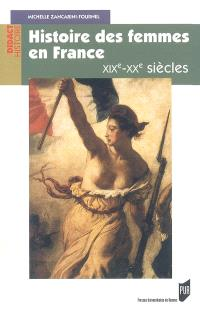 Histoire des femmes en France : XIXe-XXe siècles