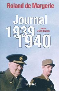 Journal : 1939-1940