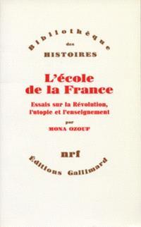 L'Ecole de la France