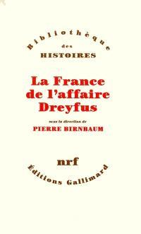 La France de l'affaire Dreyfus