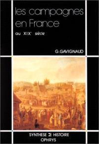 Les Campagnes en France au XIXe siècle : 1780-1914