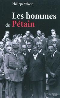 Les hommes de Pétain