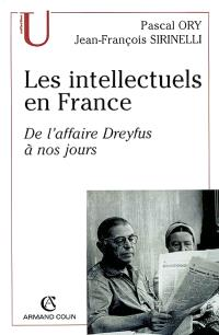 Les intellectuels en France : de l'affaire Dreyfus à nos jours