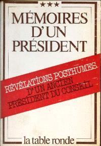 Mémoires d'un Président