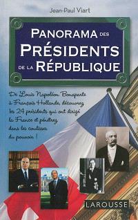Panorama des présidents de la République