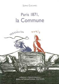 Paris 1871, la Commune