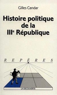 Histoire politique de la IIIe République