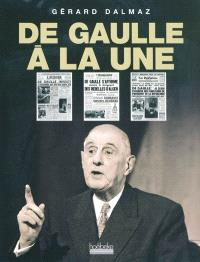 De Gaulle à la une