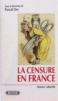 La censure en France à l'ère démocratique