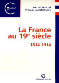 La France au XIXe siècle