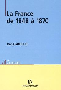 La France de 1848 à 1870