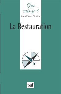 La Restauration : 1814-1830
