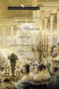 Les Français envient notre bonheur : journal, 1826-1848