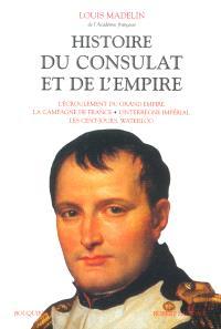 Histoire du Consulat et de l'Empire. Volume 4