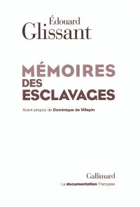 Mémoires des esclavages : la fondation d'un centre national pour la mémoire des esclavages et de leurs abolitions