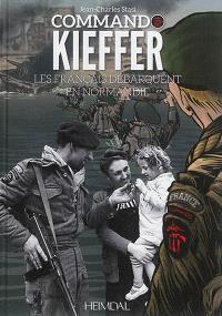 Commando Kieffer : les Français débarquent en Normandie