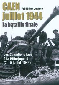 Caen-Carpiquet juillet 1944