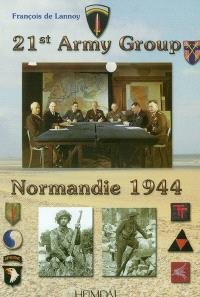 21st army group, Normandie 44