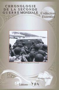 Chronologie de la Seconde guerre mondiale