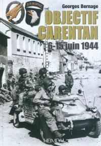 Objectif Carentan : 6-15 juin 1944