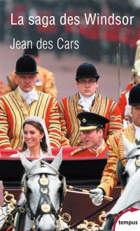 La saga des Windsor : de l'Empire britannique au Commonwealth