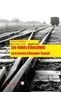 Les ruines d'Auschwitz ou La journée ordinaire d'Alexander Tanaroff