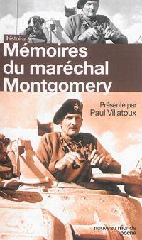 Mémoires du maréchal Montgomery, vicomte d'Alamein, K.G.