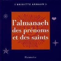 Almanach des prénoms et des saints