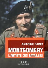 Montgomery : l'artiste des batailles