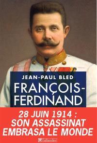 François-Ferdinand d'Autriche
