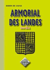 Armorial des Landes, Livre III. Volume A
