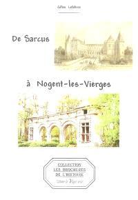 De Sarcus à Nogent-les-Vierges