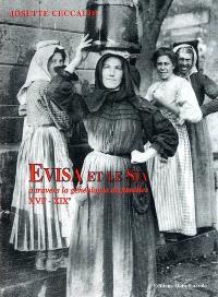 Evisa et le Sia à travers la généalogie de familles : XVIe-XIXe siècle